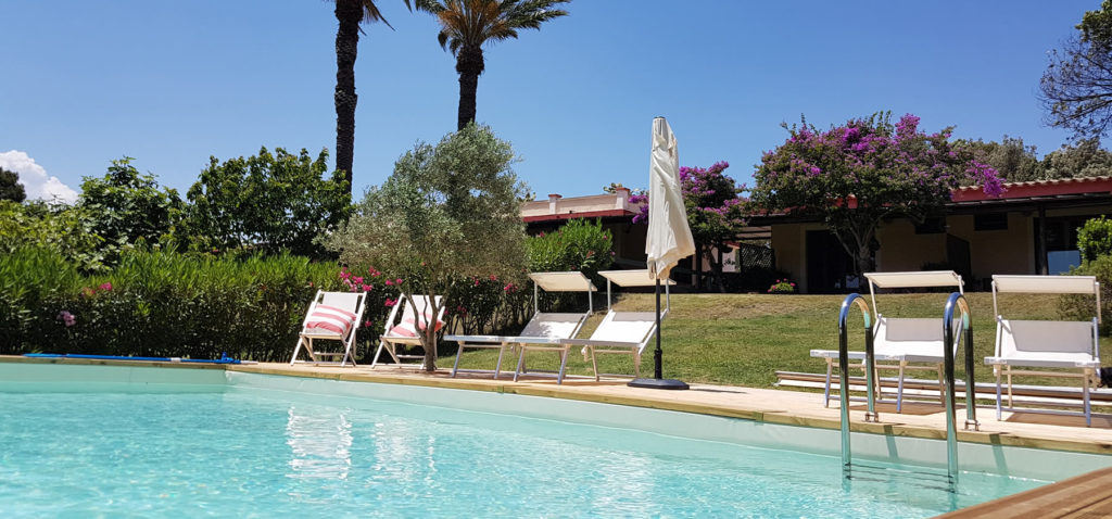 Santa Igia piscina
